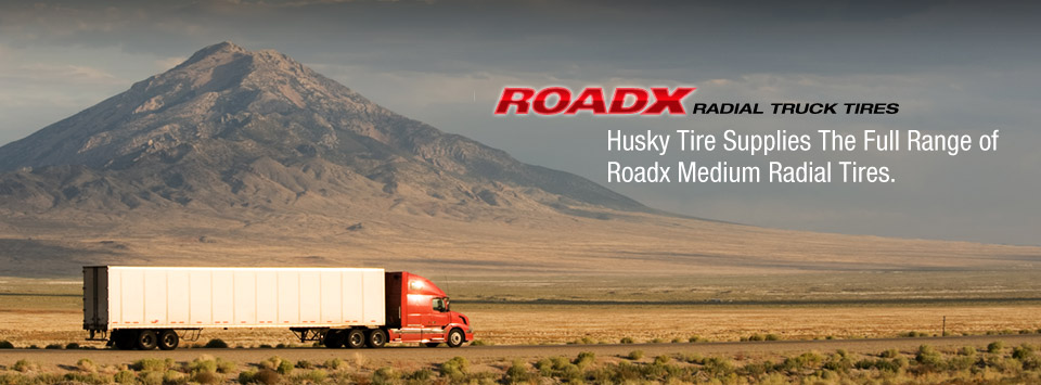 View All of our Roadx Radial Truck Tires